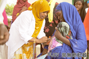 世界の子どもにワクチンを 日本委員会 (JCV)