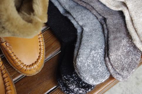 プエンテ 靴下 イメージ2
