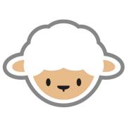 JOHA 羊イラスト