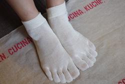 冷えとり靴下Sサイズ